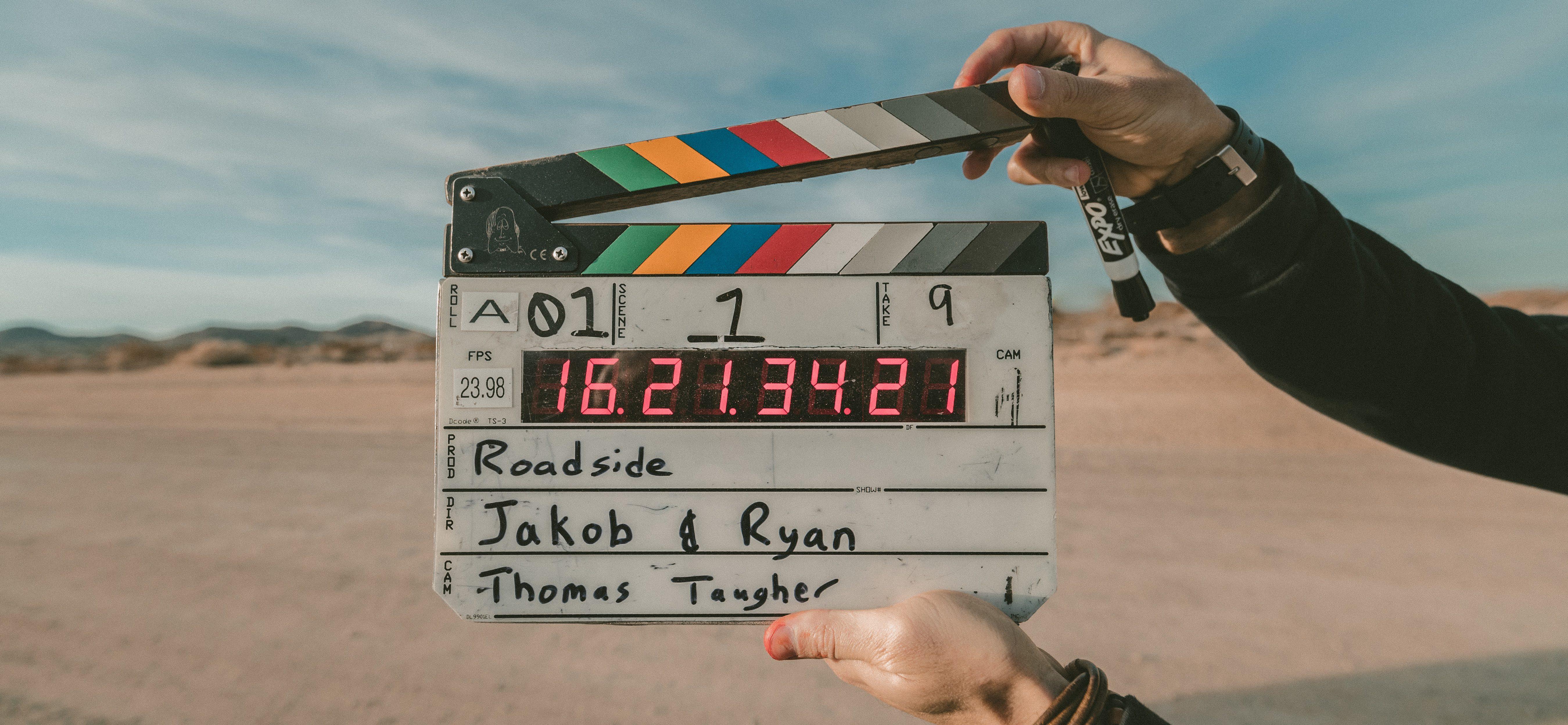 BLOG | 6 tips voor het maken van een promotiefilm zonder budget