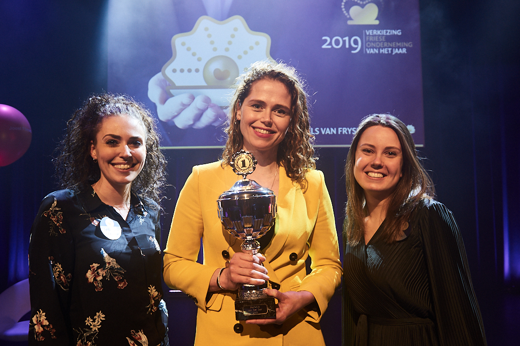 YFK Marketing beste Friese start-up 2019