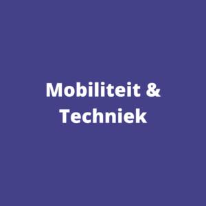 Yfk en mobiliteit en techniek